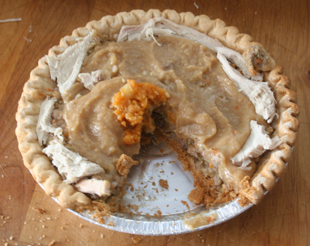 Turkey Pie for your pup